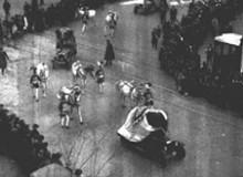 10 reyes magos 1928 - en cibeles